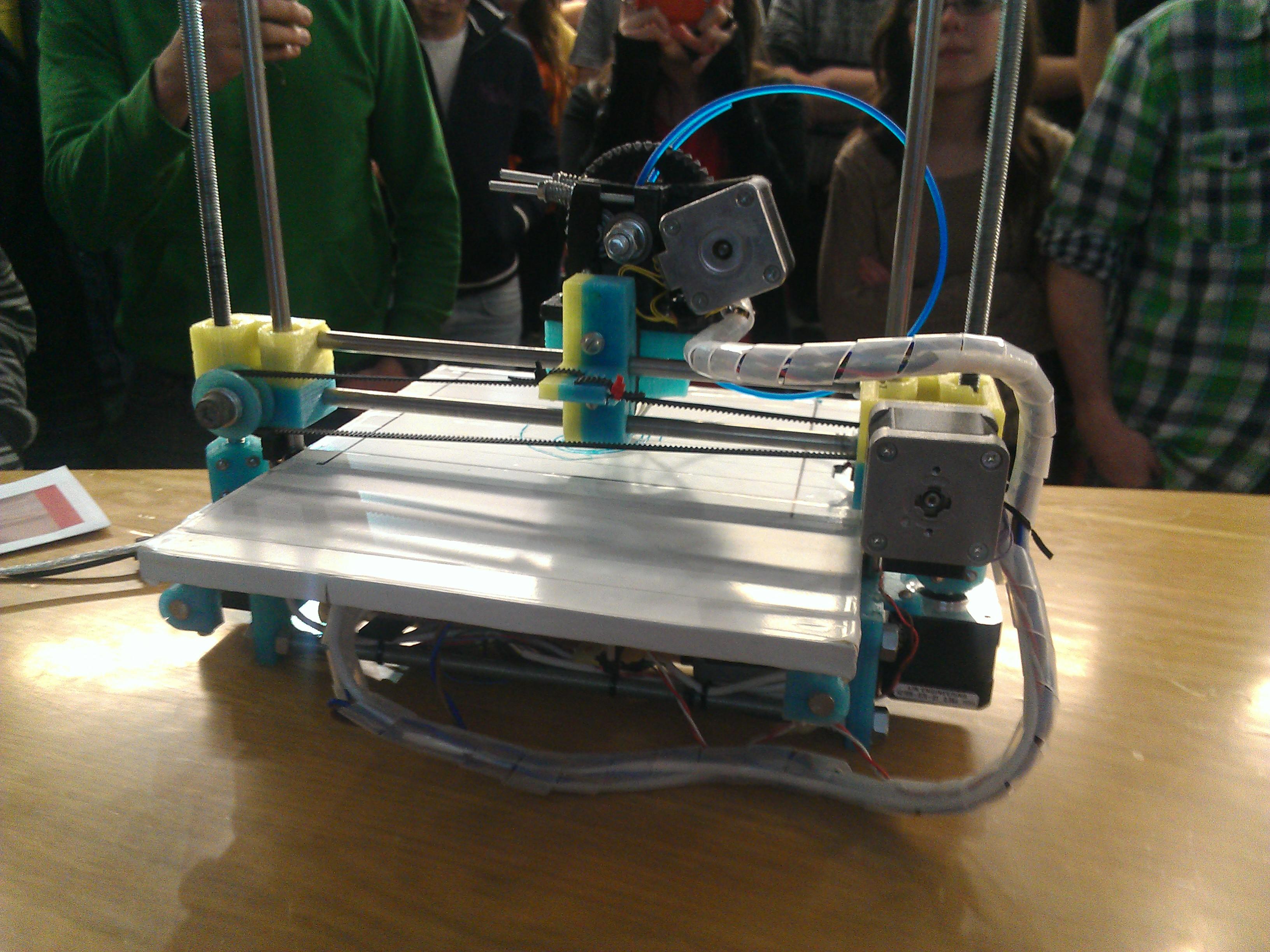 Taller impresora 3D