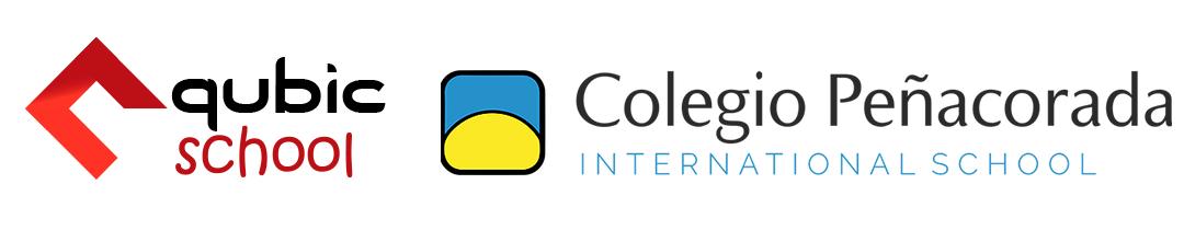 qubic school y Colegio Internacional Peñacorada